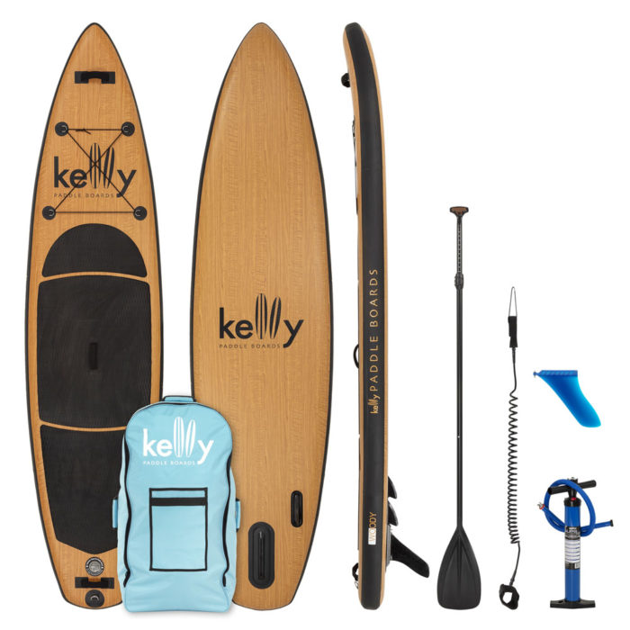 Kelly Paddleboard - Inflatable SUP - package
